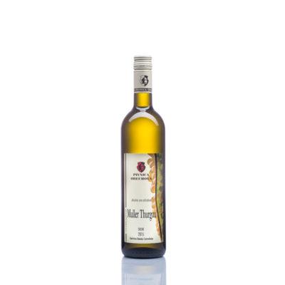 Akostné víno  Muller-Thurgau, d.s.c, suché