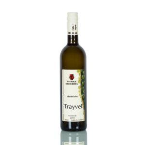 Akostné víno  Trayvel cuvée d.s.c  polosuché